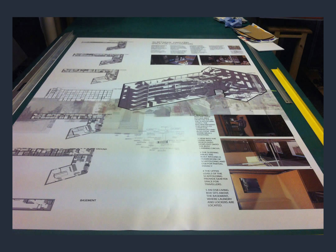 Large Format Digital Printing Service Sign Shop Lincoln